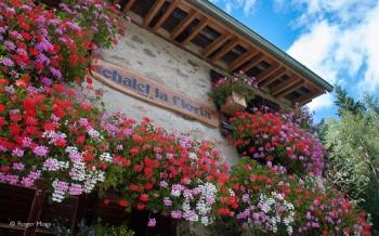 Chalet de la Floria, Chamonix