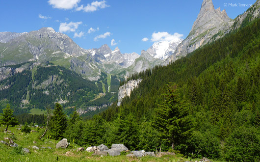 Vanoise Walking Tour