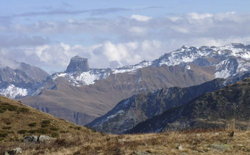 Pierra Menta, Beaufortain, French Alps