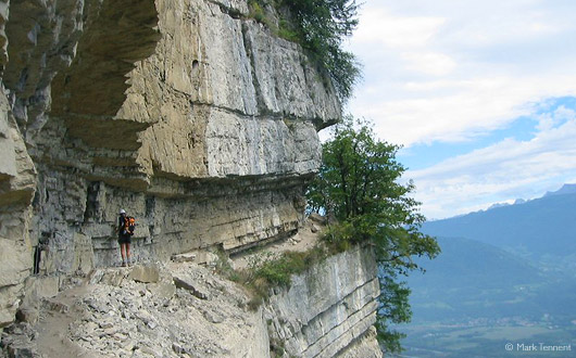 All About Via Ferrata
