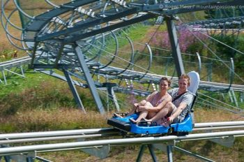 Mountain Twister, Les Saisies