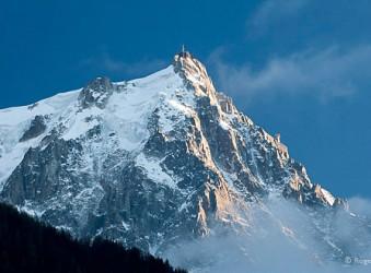 Aiguille du Midi, Chamonix, French Alps