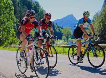 Elevation Alps cycling holidays, Morzine, French Alps