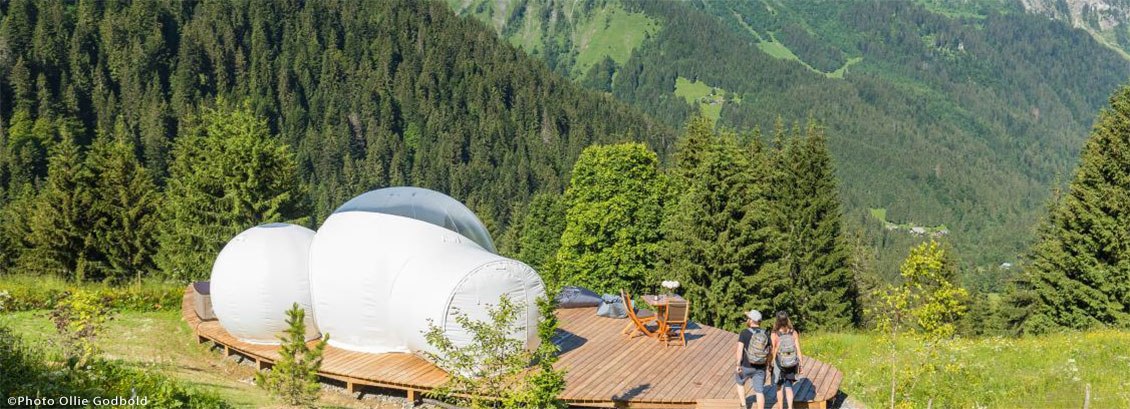 Bulle des Mines d'Or, Morzine-Avoriaz, French Alps